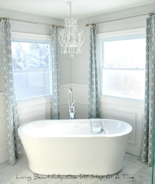 Beautiful master ensuite by lbeautifullydiy for Master bathroom ensuite