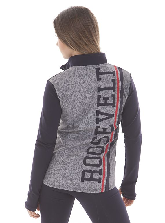 Cute Warm up jacket. Ridge Varsity Lettering. Perfect for dance teams! Customize with your own lettering