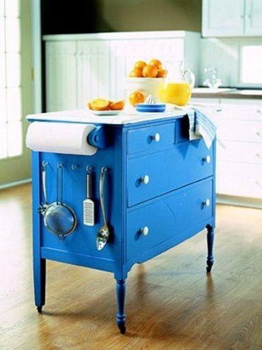 portable blue kitchen island design rustic cheap kitchen islands sale online - Inexpensive Kitchen Island Ideas