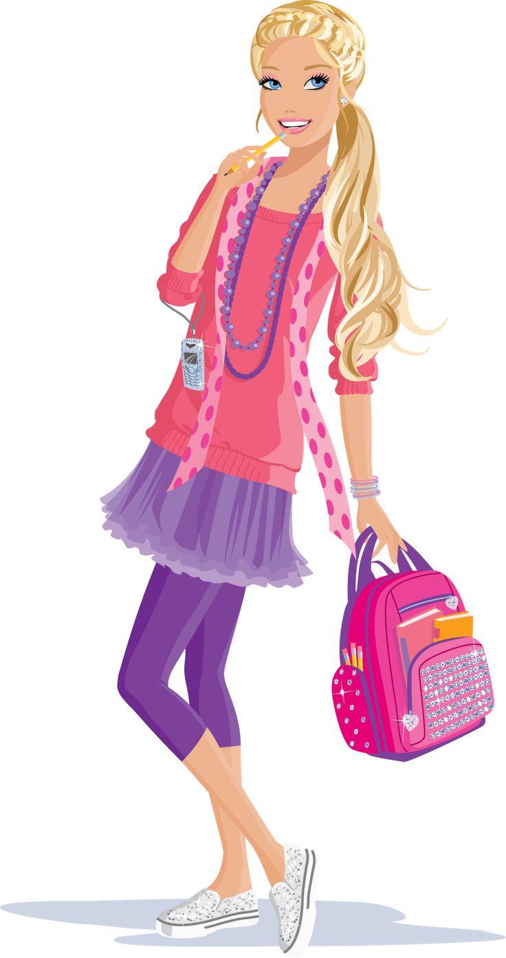 Resultado de imagen para barbie en png