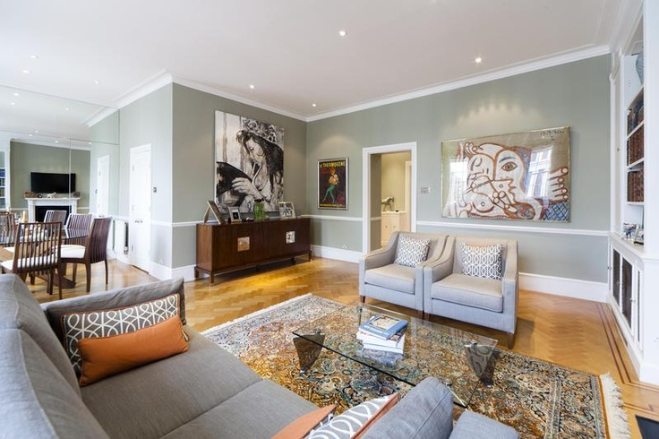 Belgrave Place - home stay in Belgravia from onefinestay.com