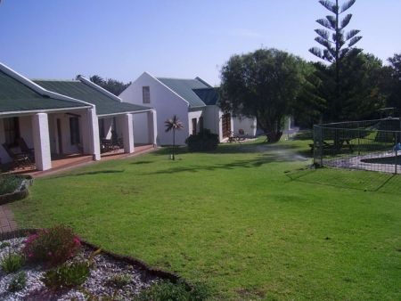 Self catering accommodation, Noordhoek, Cape Town  A full view of the Goose Green Lodge #GooseGreenGarden