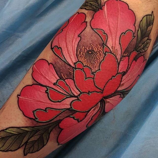 Today's fun! Thanks man!  #tattoo #tattoos #tattooworkers #tattoosnob…