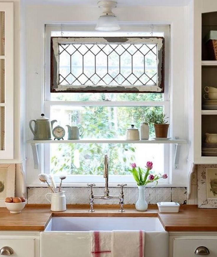 Little House On The Prairie Over Kitchen Sink
