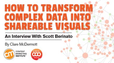 How to Transform Complex Data Into Understandable and Shareable Visuals