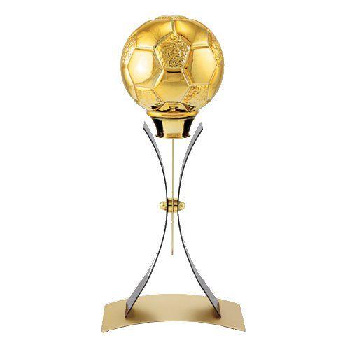 Trophée Luxe Foot - récompense sportive - trophee-pas-cher.com
