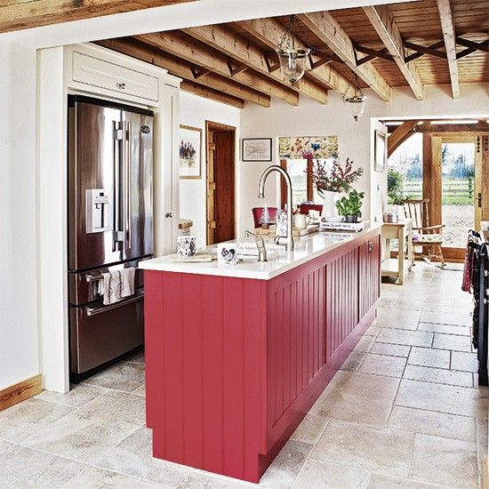 Best 25+ Red Kitchen Island Ideas On Pinterest