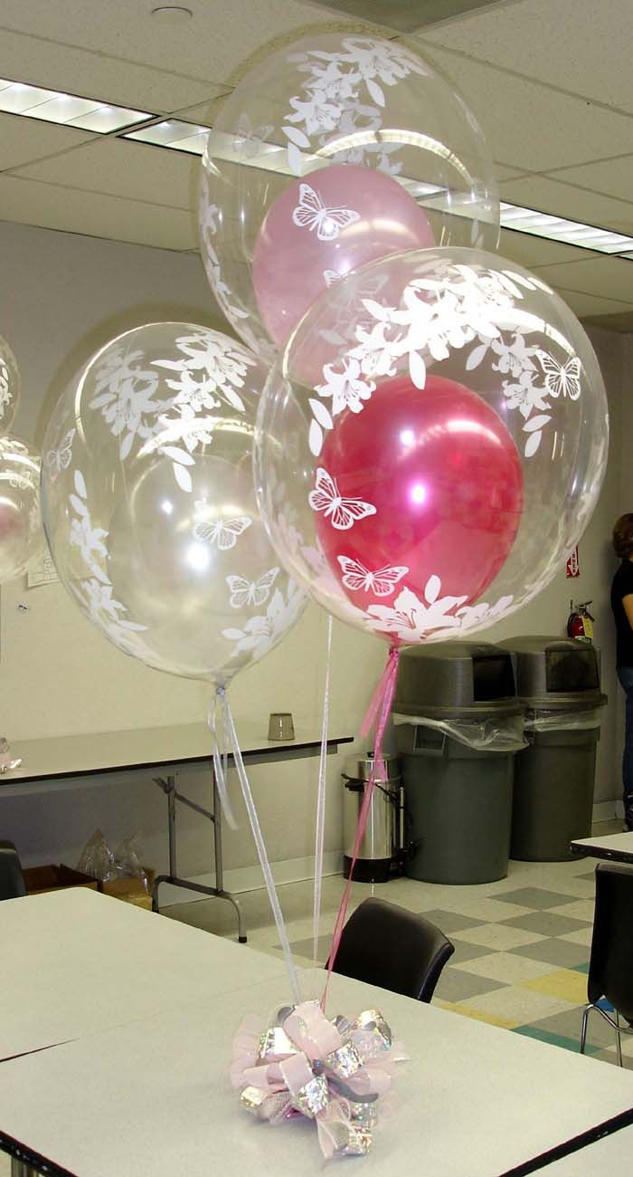 Wedding Balloon Centerpiece Ideas Home Design