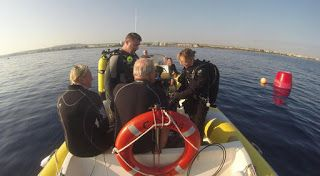 A very busy dive boat means dive equipment has to be properly stowed http://www.blog.scubatechdivers.com/2017/01/scuba-diving-from-boat-4-tips-to-make.html