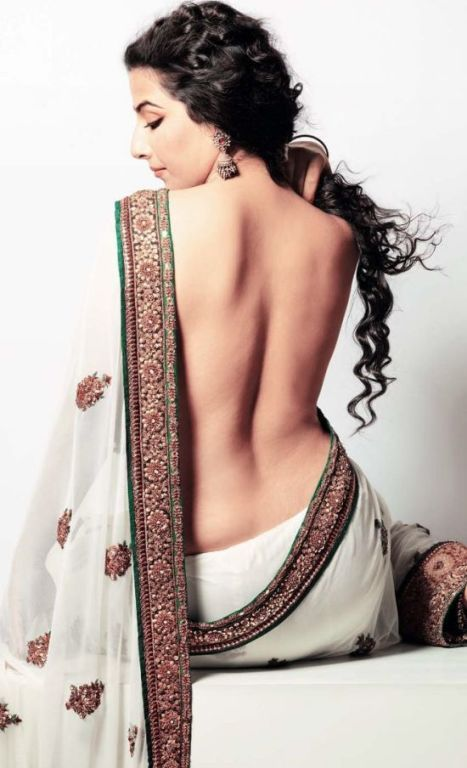These Hot Saree Pics Of Vidya Balan Can Make You Fall In Love With Her