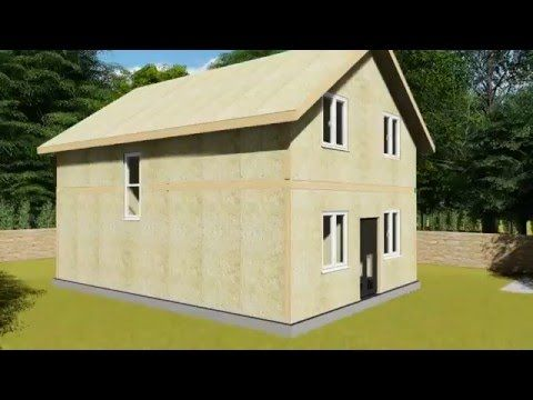 Best 25 insulated panels ideas on pinterest building for Murus sips