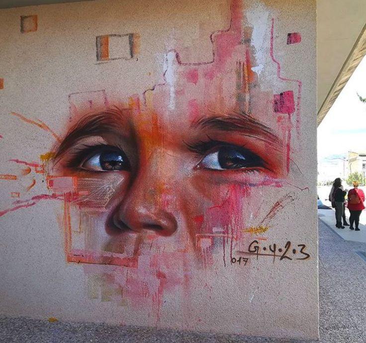 Goyo - Puebla de Mula, Murcia (Spain) - 2017 / Photo credit to the artist
