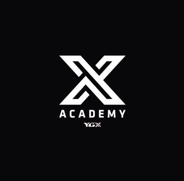 X Academy Lettering Design Logo Design Lettering