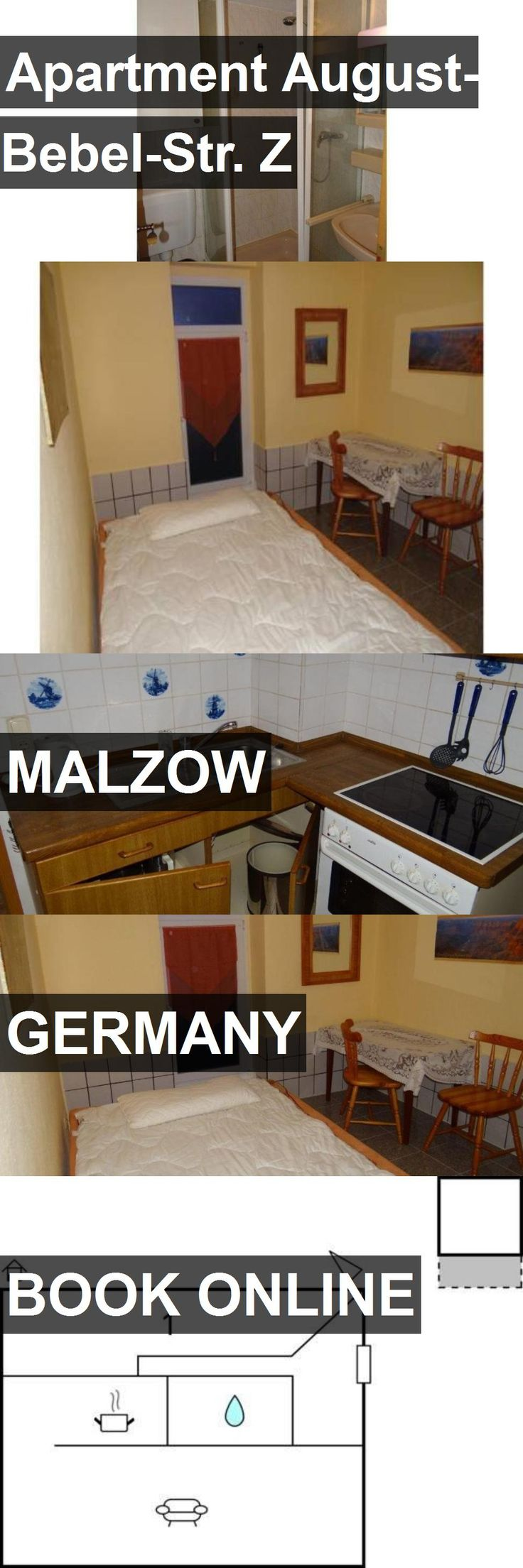 Hotel Apartment August-Bebel-Str. Z in Malzow, Germany. For more information, photos, reviews and best prices please follow the link. #Germany #Malzow #hotel #travel #vacation