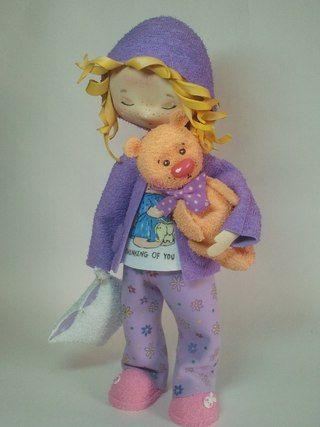 Фоамиран. Куклы