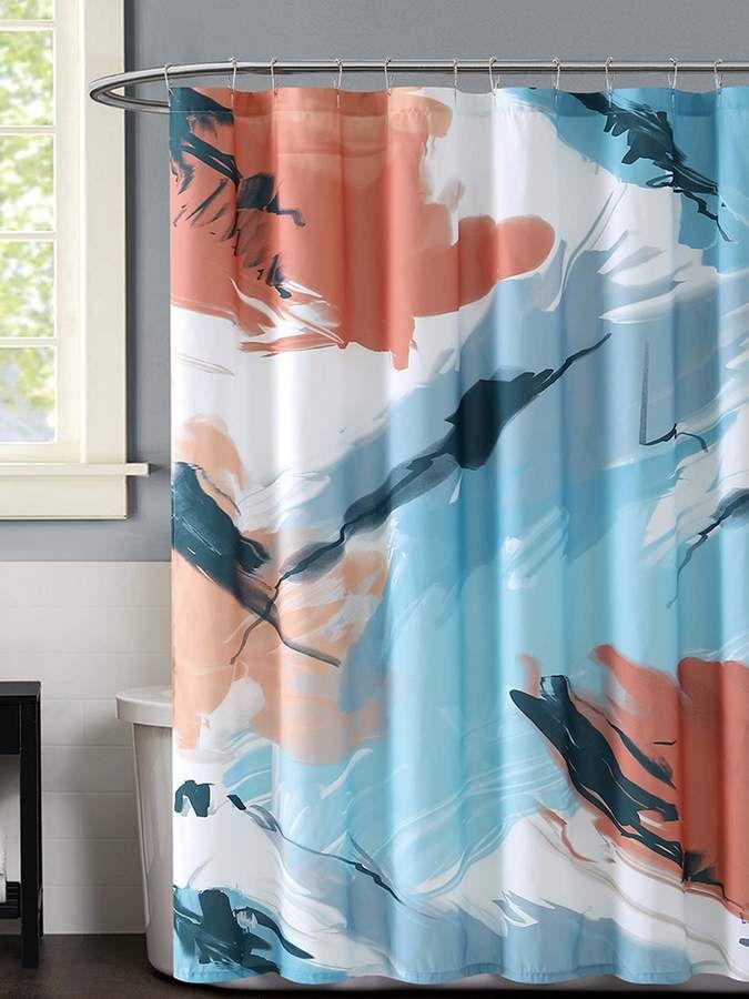 Vince Camuto Capri Shower Curtain Shower Curtain