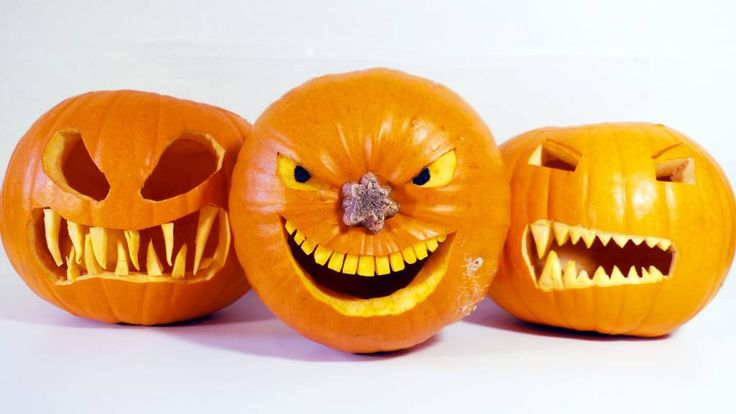 Scary Pumpkins That'll Send Trick-or-Treaters Running