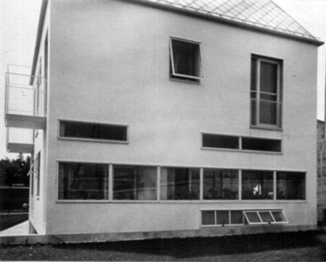 mario asnago e claudio vender - villa fiorilli, seveso, milano, 1955