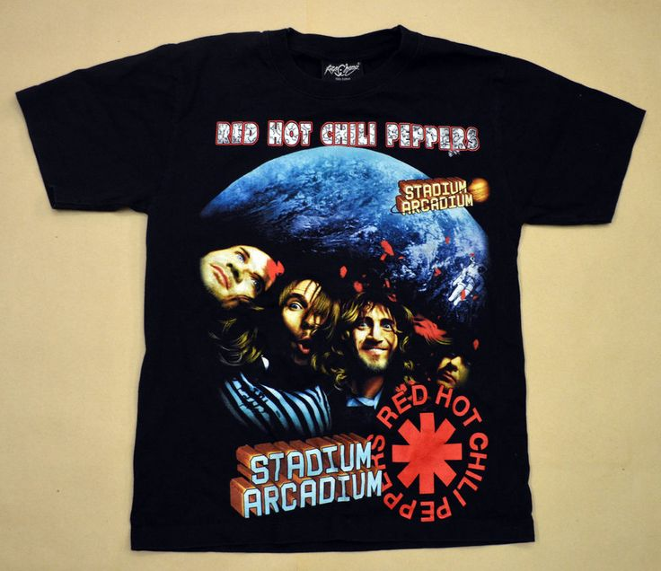 Vintage rare 90s t shirt red hot silly peppers parody red hot chili peppers band / Medium ZCXexXf