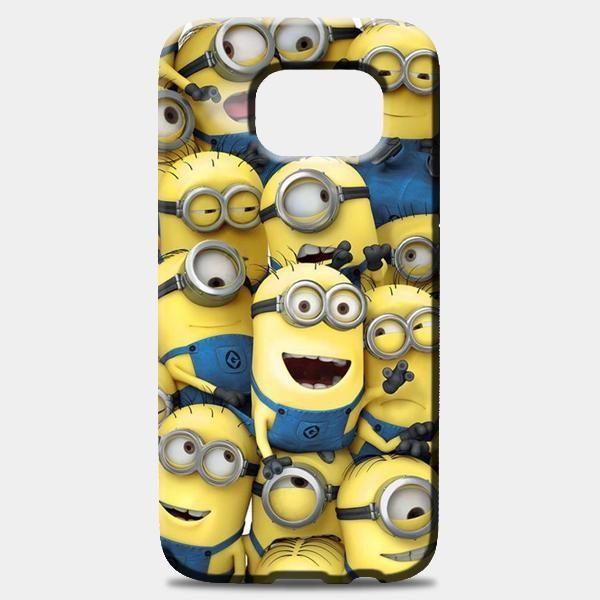 Minion Pattern Samsung Galaxy S8 Case | casescraft