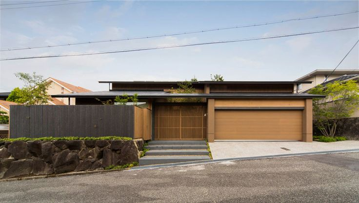 uemachi laboratory house in nara japan designboom