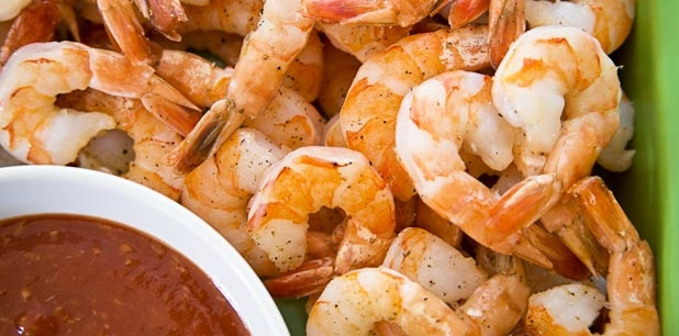 Roasted Shrimp Cocktail Post Image