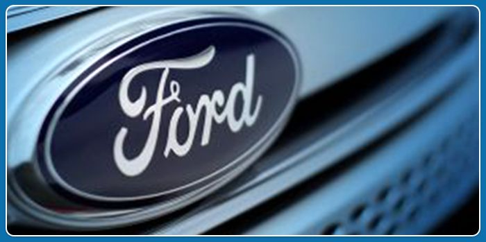 #Ford is going above and beyond to be more resourceful, making an effort to repurpose discarded pieces of #aluminum.