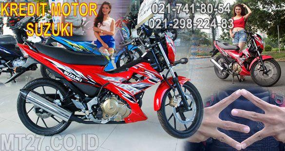 Kredit Motor Suzuki DP Murah Jakarta