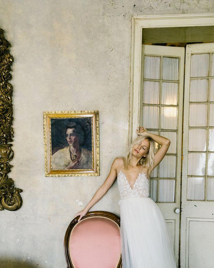 Alexandra Grecco - Isla Gown