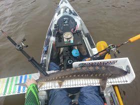 NB Kayak Fishing: Checklist for the Kayak Angler