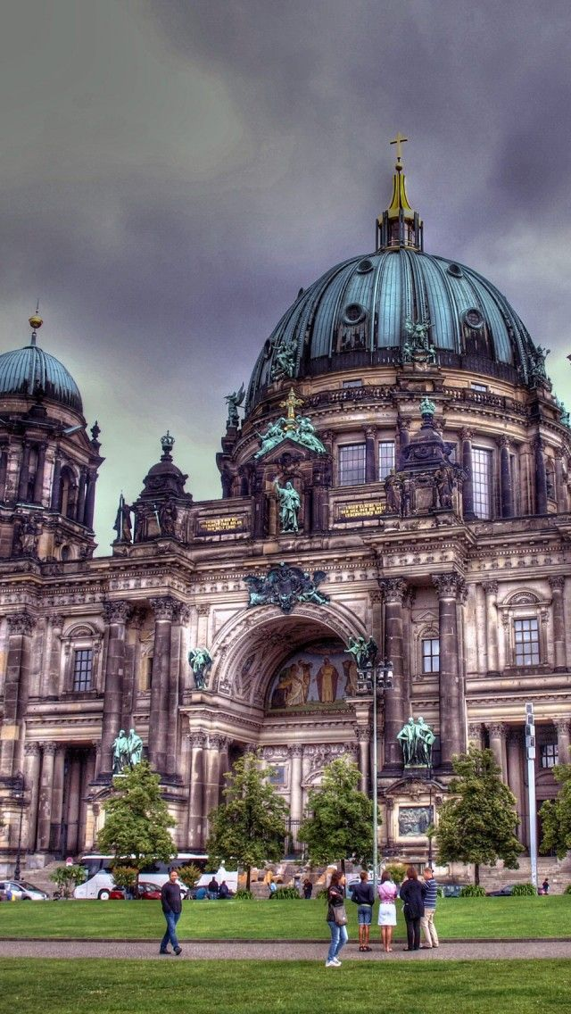 #Berlin Cathedral, Germany More information on Berlin ...
