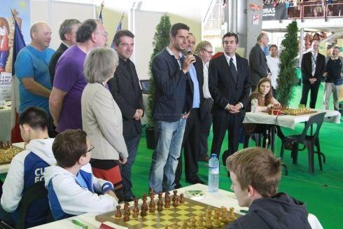 Tony Estanguet, un parrain en or pour les joueurs d'échecs - LaRepubliquedesPyrenees.fr