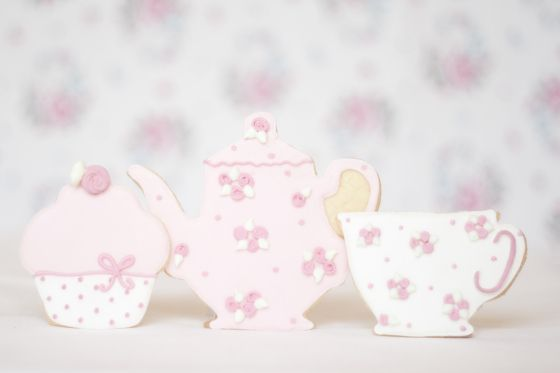 tea cookie collection by petite homemade
