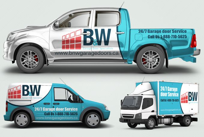 Jackbd i will put your text or logo on 3d vehicle van car lorry or truck for 5 on www
