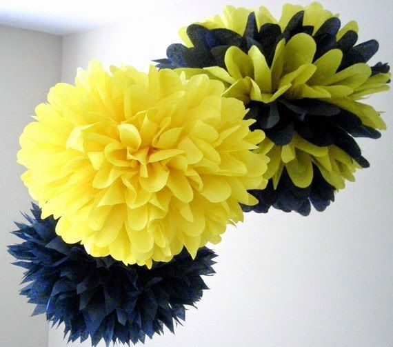 How To Make Bumble Bee Decorations