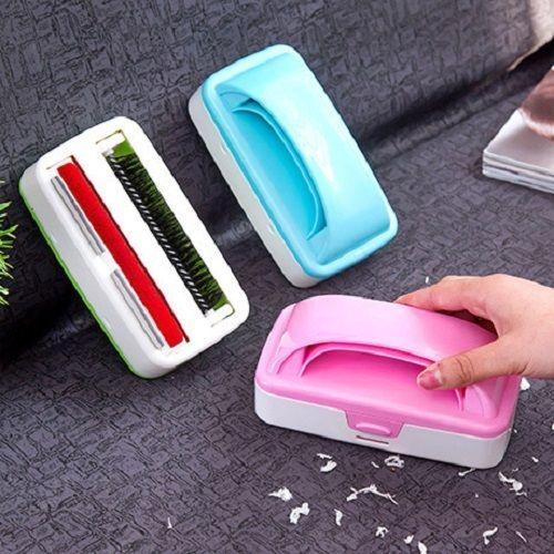 Carpet Plastic Brush Table Cleaner Crumb Sweeper Roller Dirt Collector Handheld #CarpetPlastic
