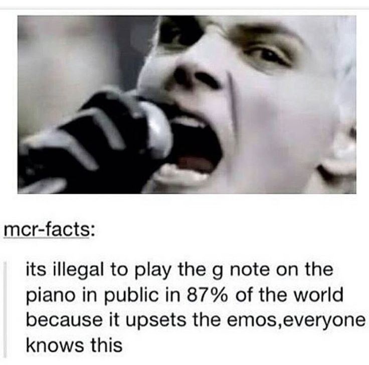 when i was in the shop i thought i heard the beginning of black parade and it wasnt
