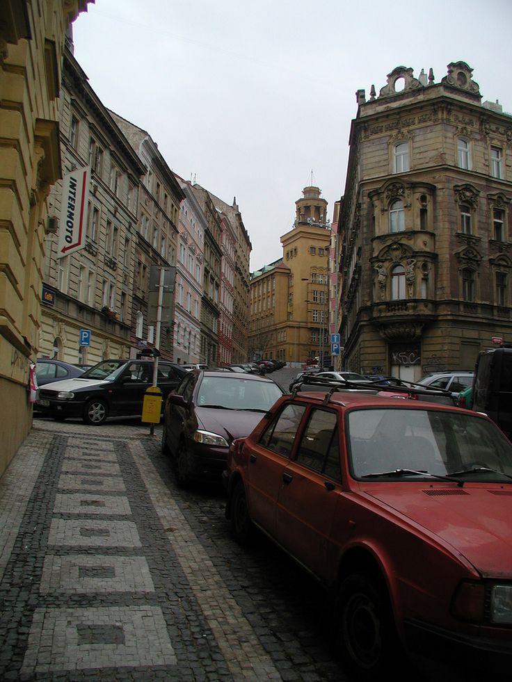 Zizkov street.