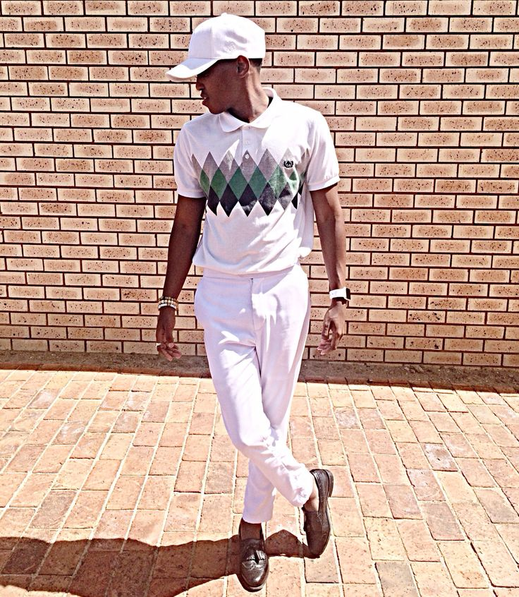 Polo Style/Golfer Style #StyledRambo #GolfStyle #GolfStyle #Formal #Wear #Menswear #Class #Style