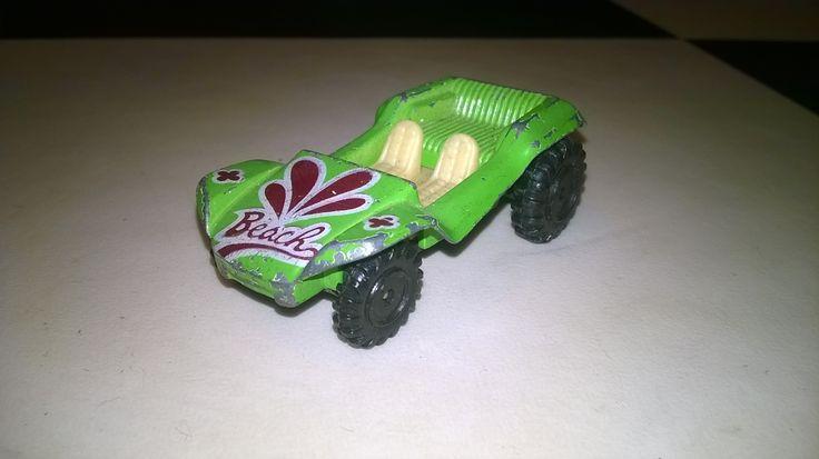 Playart green dune buggy