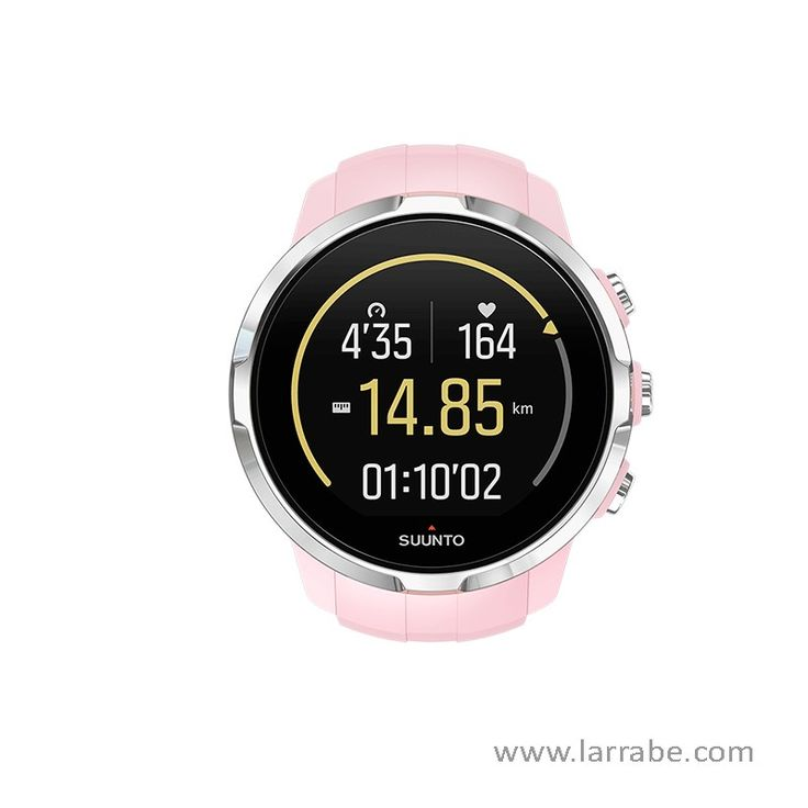 Reloj Suunto Spartan Sport Sakura HR, un reloj deportivo con GPS/GLONASS y pantalla táctil.  #relojesdeportivos #deportes #relojes #actividades #SmartWatch #moda #hombre #mujer
