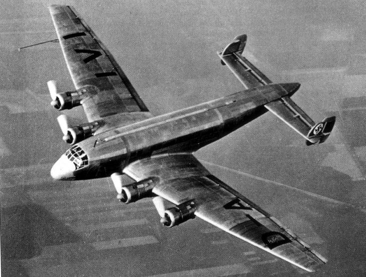 Junkers Ju 89, 1938
