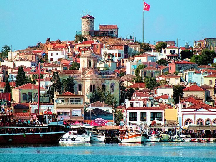 Cunda, Turkey, Ayvalık - Explore the World with Travel Nerd Nici, one Country at a Time. http://TravelNerdNici.com