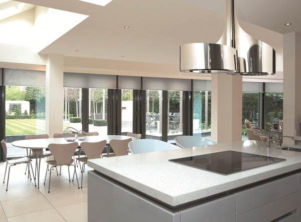Modern Kitchen Hoods from Britannia Living via freshome