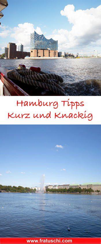 Tipps, Adressen und Empfehlungen für Hamburg kurz und knackig.