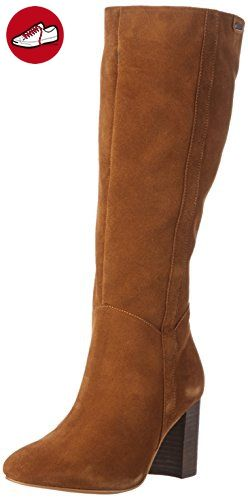 Pepe Jeans London Damen Dylan Boot Langschaft Stiefel, Braun (Nut Brown877), 37 EU - Stiefel für frauen (*Partner-Link)
