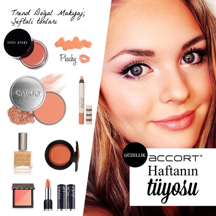 Haftanın Güzellik Tüyosu: Bu Yaz Trend Doğal Makyaj #trend #moda #makyaj #makeup #beuty #beautiful #dogal #guzellik