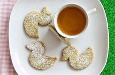 Matcha velikonoční sušenky | na serveru Lidovky.cz | aktuální zprávy