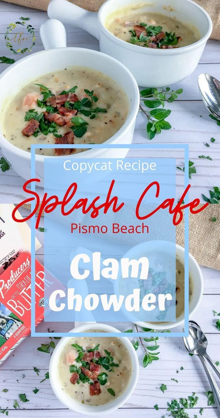 Jul 1, 2020 – Are you ready to make the best clam chowder ever? Because, let me tell you this is it. Your family and fri…