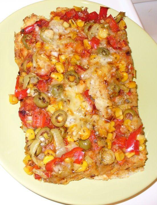 Jak připravit pizzu z ovesných vloček   recept